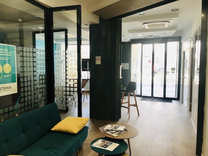 Rénovation intérieure bureau Gardanne